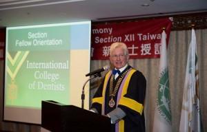 President Dowell_Taiwan